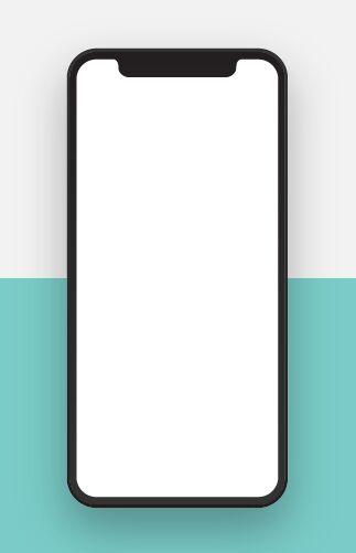 Blank Iphone Calendar Icon : Free realistic blank iphone psd template titanui