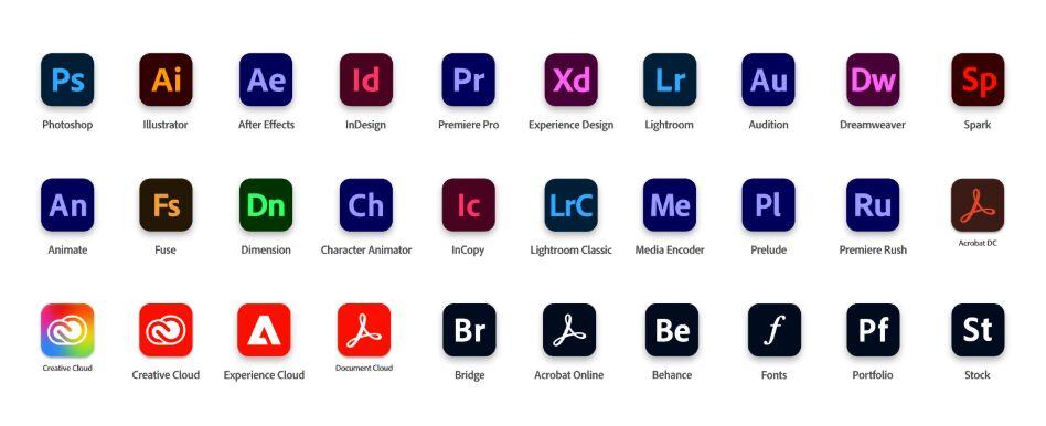 Descargar Adobe Creative Cloud 2021 [JULIO] - Pre Activado